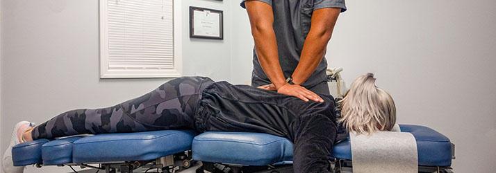 Chiropractor Pittsburgh PA Jiovanni Pabilonia Back Pain Treatment