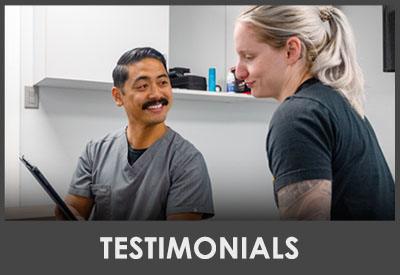 Chiropractor Pittsburgh PA Jiovanni Pabilonia with Patient Testimonials